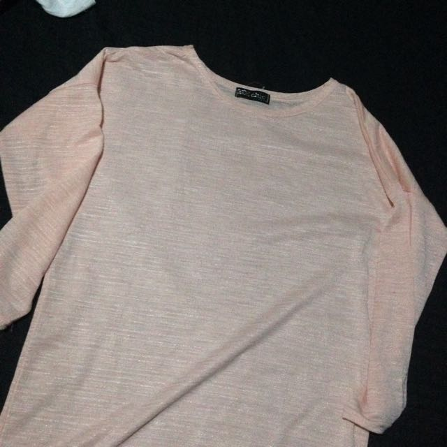 Pink Pull-over