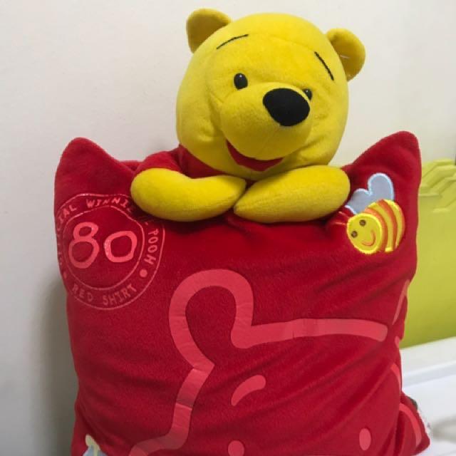 Pooh Pillow