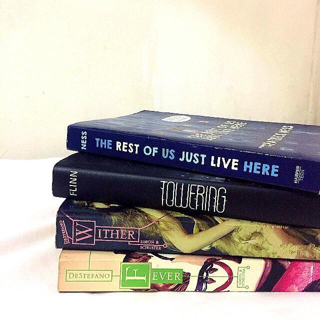 Pre-loved YA & Fantasy Books