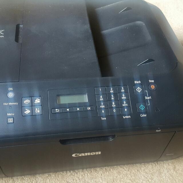 Printer/Scanner/Fax