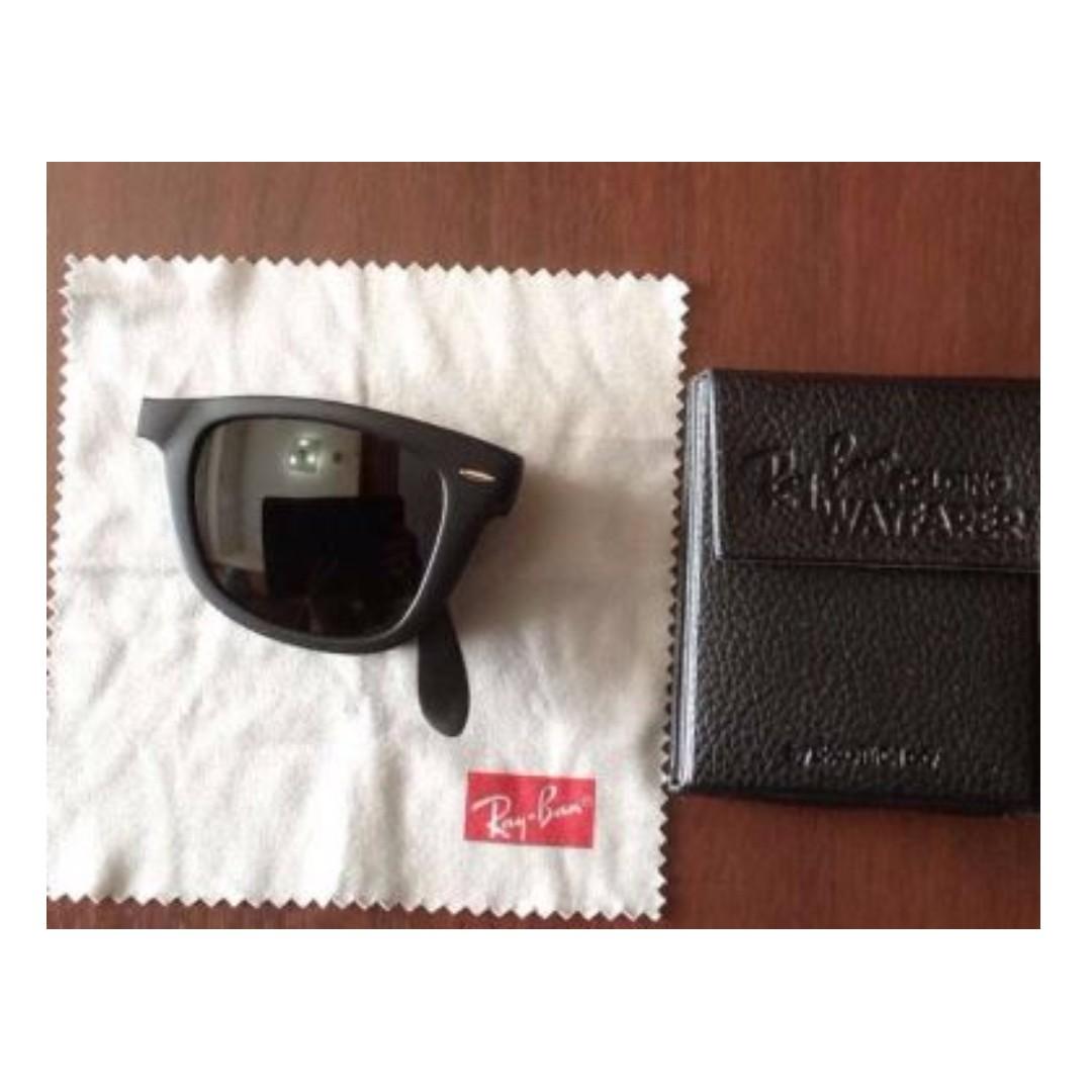 RayBan   Folding Wayfarer Sunglasses Original