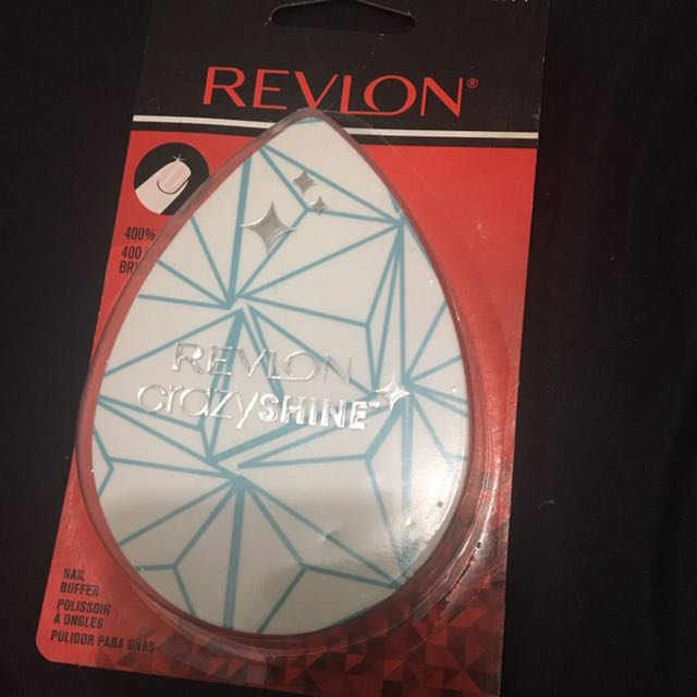 Revlon Nail Buffer