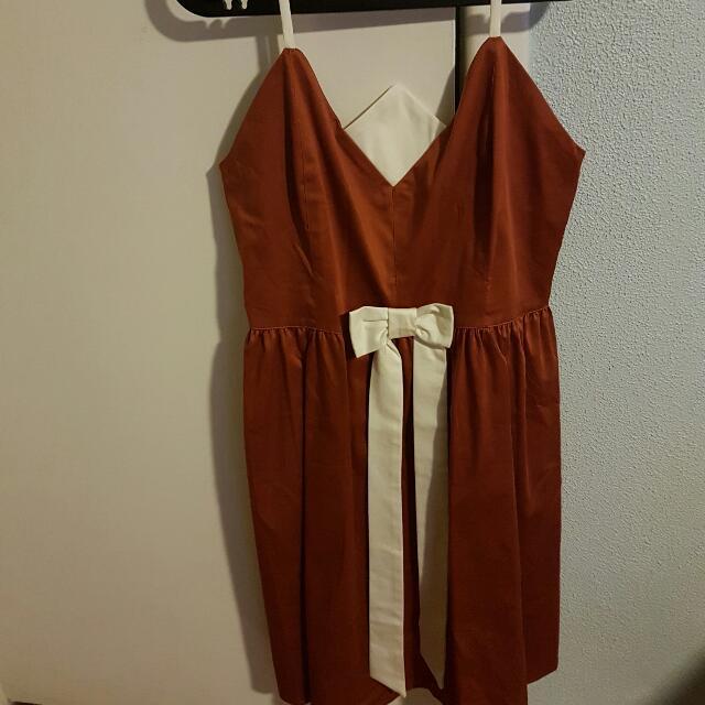Rockabilly Style Dress - Modcloth (Size XL)