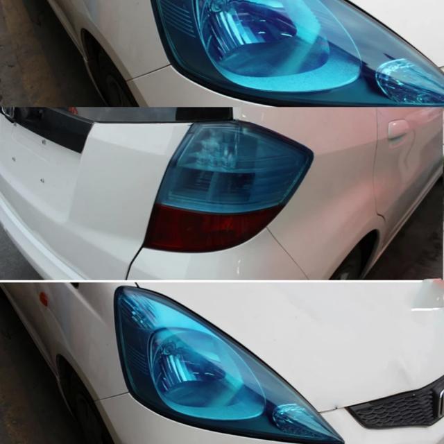 Rubber Spray Paint (Peel-Off) for Head Light / Tail Light