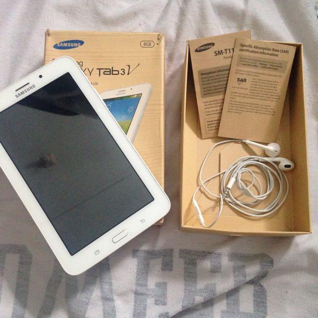 Samsung Tab 3v 8GB