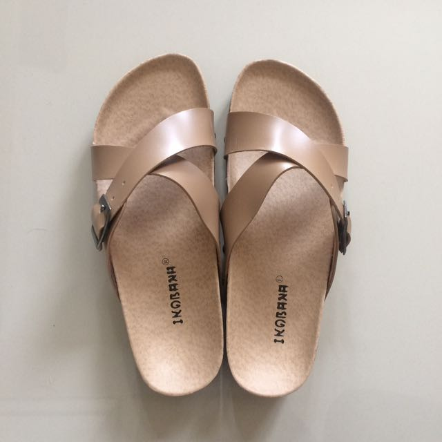 Sandal ala Birkenstock [FREE ONGKIR JABODETABEK]