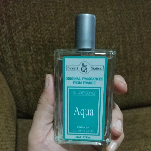 Scent Station Aqua Perfume