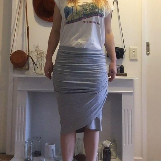 Scrunchy Skirt