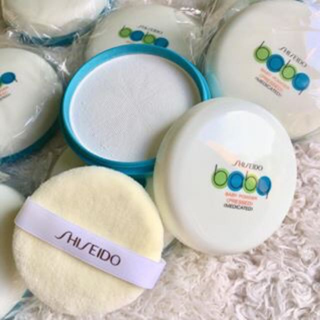 Shiseido Medicated Baby Pressed Powder