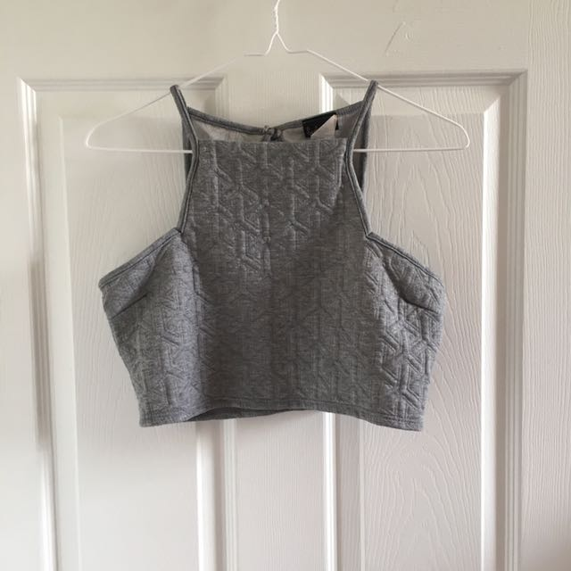 Sirens Cropped Top