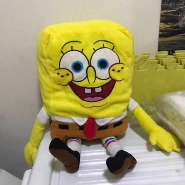 Sponge Bob Stuff Toy