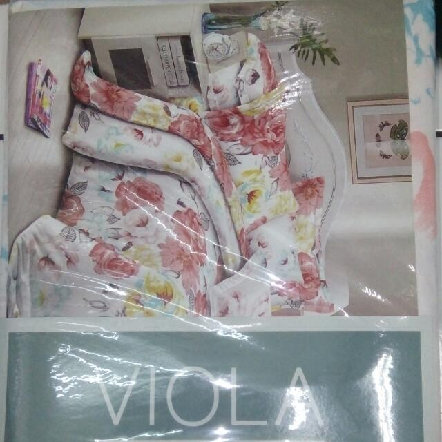 Sprai Viola/ Free Ongkir