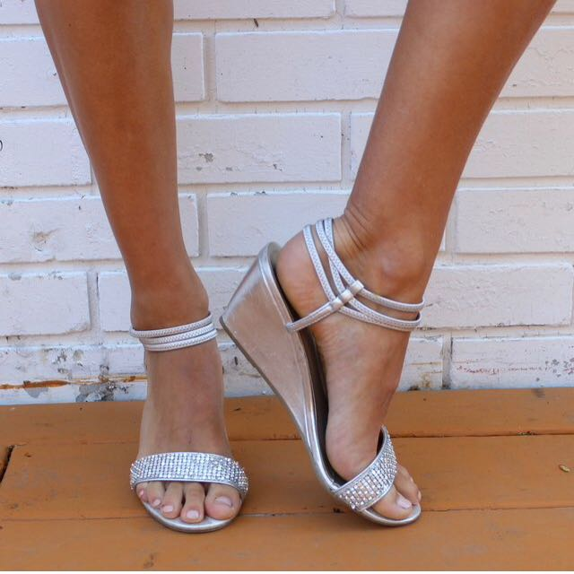 Spring Prom Wedges
