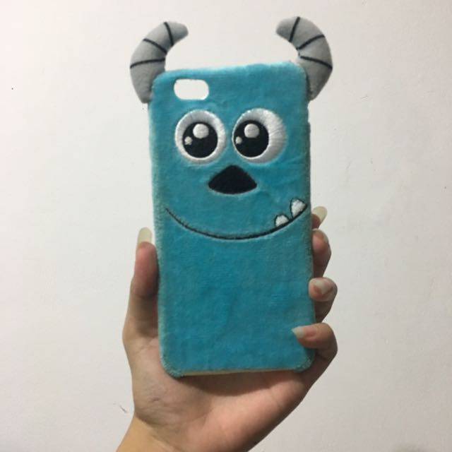 Sulley Flannel Case