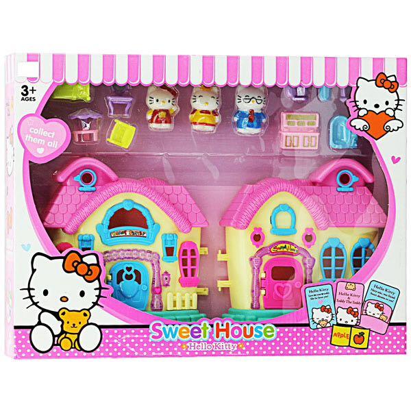 Sweet House Hello Kitty
