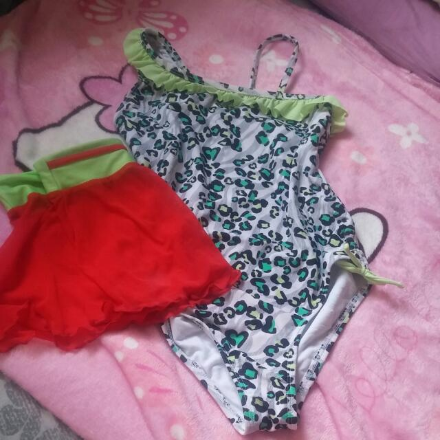 Repriced!!Swuimsuit Terno For Kidz,,