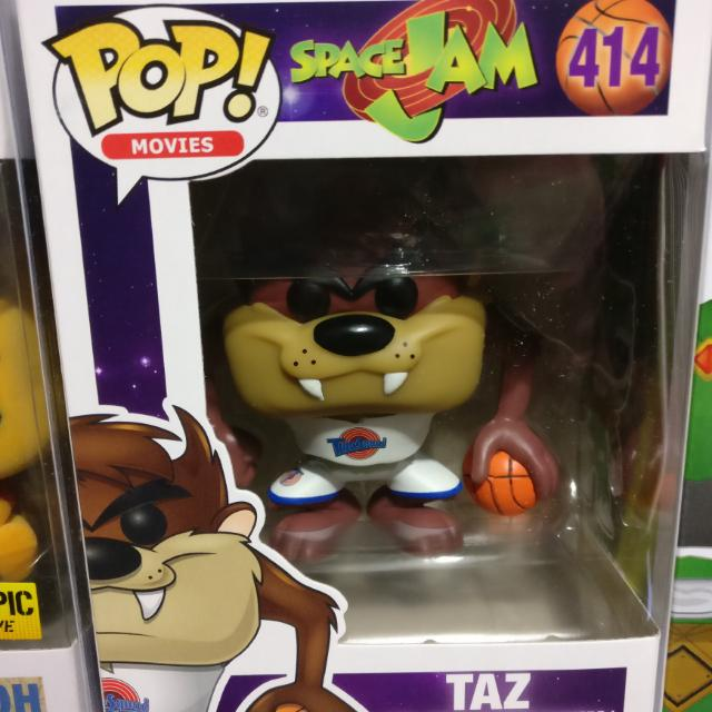 Taz Funko Pop