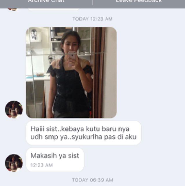 Testimoni Kebaya