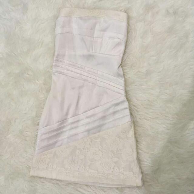 Tube Mini Dress (Dari 150.000)