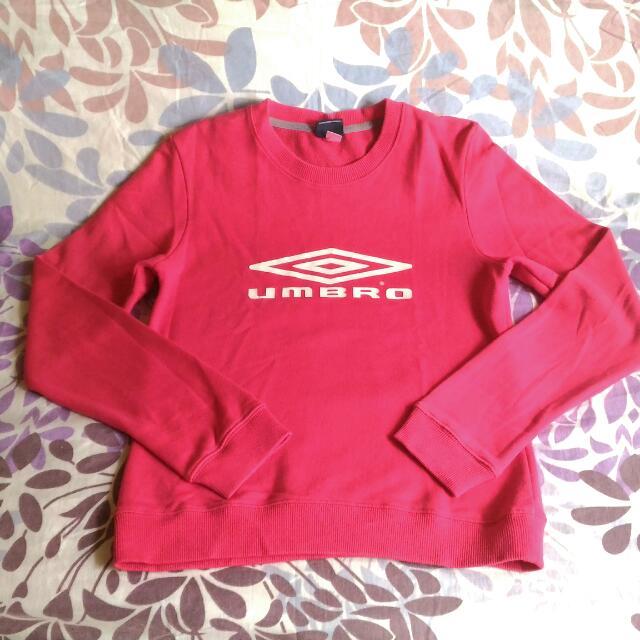 REPRICED!!! UMBRO Sweatshirt
