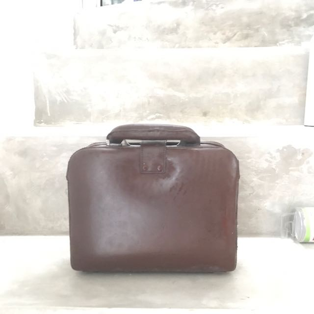 Vintage leather Bag (small)