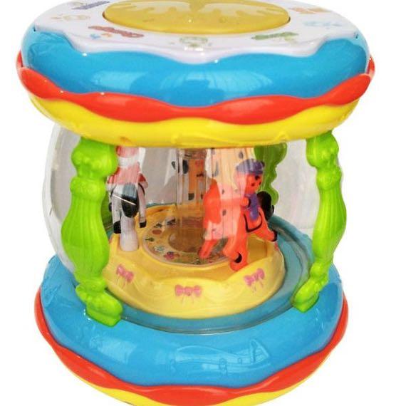 Wonderland Merry Go Round Music