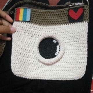 Instagram mini slingbag