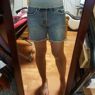 率性五分短褲#兩百元短褲