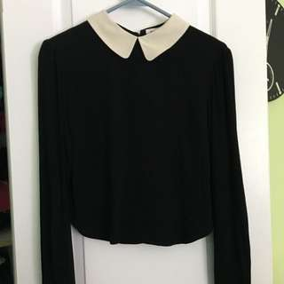 Aritzia (Sunday Best) Woodson Blouse