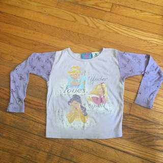 Disney Princess Pyjama Shirt