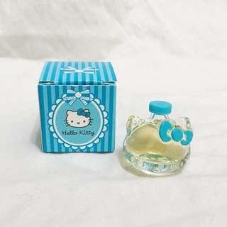 🆕 Authentic Sanrio Yummy Hello Kitty Mini Perfume Eau De Toilette Blue