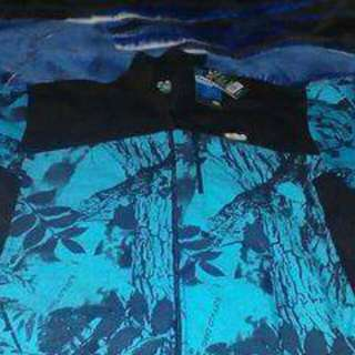 Brand New Ridgeline Buffalo Blue Jacket Vest 3xl