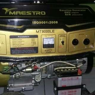 Genset Maestro Mt9000le
