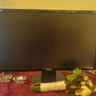 Asus 21 Inch Flat Screen Monitor