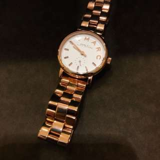 MARC JACOBS Rose Hold Watch