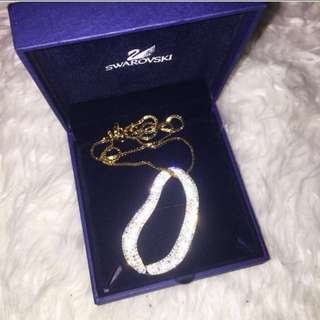 Swarovski Oval Necklace