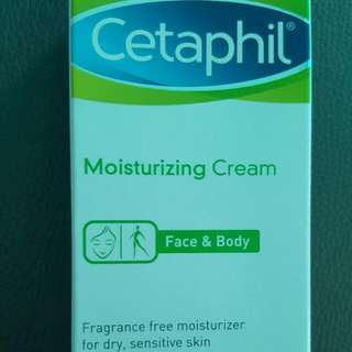 CETAPHIL Moisturizing Cream 50g