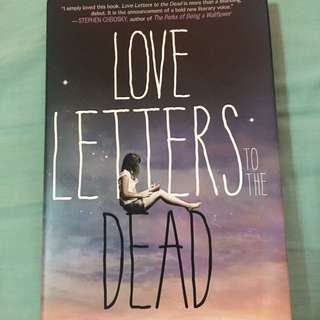 Love Letters To the Dead Hardcover