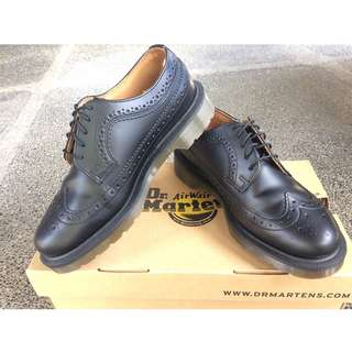 ORIGINAL Unisex Dr. Martens 3989 Smooth Black