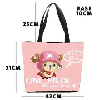 One Piece Chopper PVC Waterproof All Purpose Bag