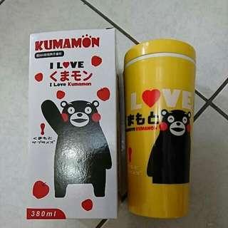 Kumamon隔熱手拿杯