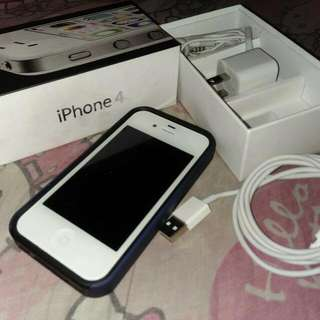RUSH! Iphone 4. (16gb)