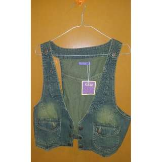 Outfit Rompi Jeans Reichel