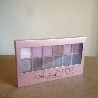 The Blushed Nudes Maybelline Eyeshadow