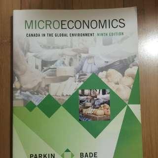 Microeconomics Ninth Edition