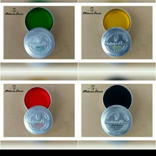 Mostachos Pomade  WATER BASED