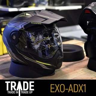 Trade In Scorpion Adx-1