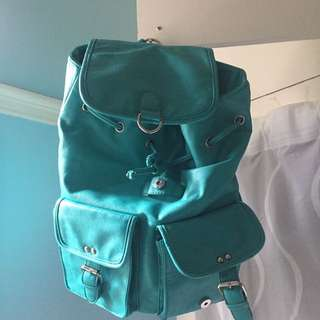 Colette Baby Blue Back Pack