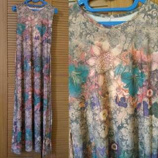 Flowery Longdress