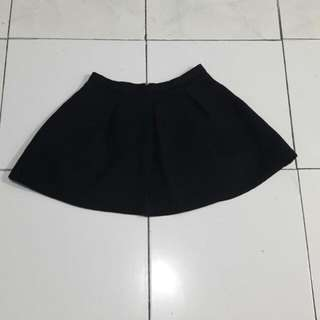 Reprice By21 Black Mini Skirt From 80k To 40k
